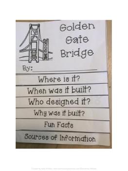 Golden Gate Bridge (California) Flip Book