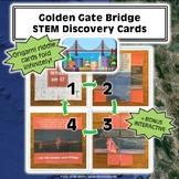 Golden Gate Bridge STEM Discovery Cards Kit