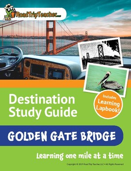 Golden Gate, San Francisco Study Guide