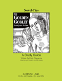 Golden Goblet - Novel-Ties Study Guide