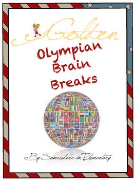 Golden Olympian Brain Breaks