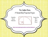 Golden Ratio: A Human Body Proportions Project (Ratios and Proportions) PHI