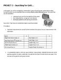 Golden Ratio Classroom Activity/Lab