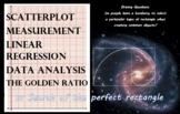 Golden Ratio Graphing Activity