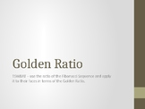 Golden Ratio - Perfect Face