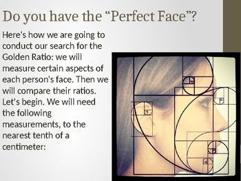 Golden Ratio - Perfect Face