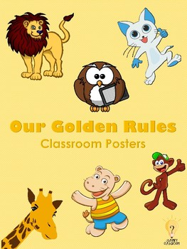 Golden Rules Posters