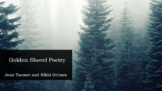 "Golden Shovel Poetry Lesson Plan - Based on Jean Toomer's ""As the Eagle Soars"""
