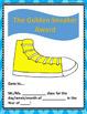 Golden Sneaker Reward Program