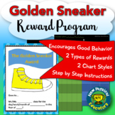 Golden Sneaker Reward Program
