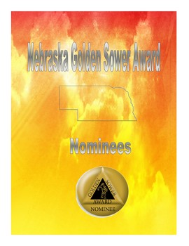 Golden Sower Nominees 2017-2018 Title Promotion Poster