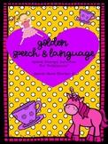 Golden Speech and Language Packet