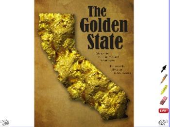 Golden State - ActivInspire Flipchart - Projectable Big Book