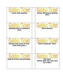 Golden Ticket Incentives