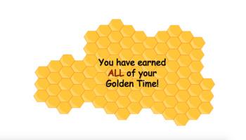 Golden Time Behaviour Chart