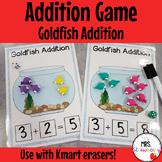 Goldfish Addition Activity