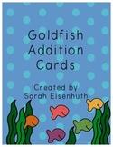 Goldfish Addition Cards