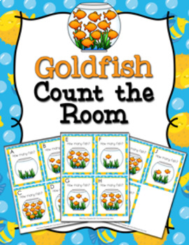 Goldfish Count the Room