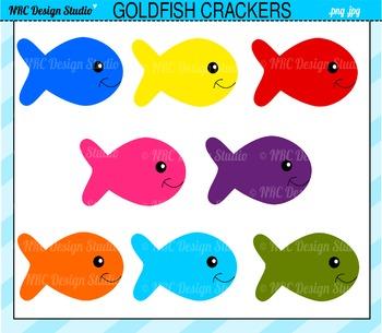 Goldfish Crackers Clip Art