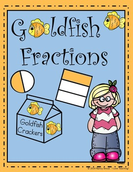 Fractions: Goldfish Fractions!
