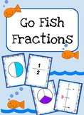 Go fish Fractions