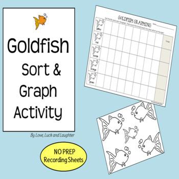 Goldfish Graph for Kindergarten Free
