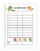 Goldfish Graphing Freebie 1-20