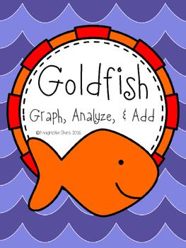 Goldfish Graphing Printable Freebie