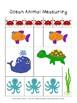 Goldfish Graphing and Ocean Animal Measuring Freebie