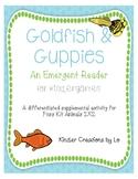 Goldfish & Guppy Emergent Reader (Animals 2x2)
