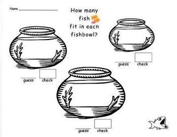 Goldfish Math Centers