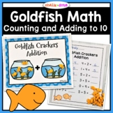 Goldfish Math | Counting and Adding with Goldfish Crackers