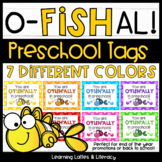 Goldfish Ofishally In Preschool Tags End of Year Beginning of Year Open House