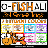 Goldfish Ofishally In Third Grade Tags End of Year Beginning of Year Open House