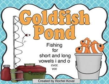 Short and Long I and O - Goldfish Pond