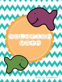 Goldfish Sort & Graph