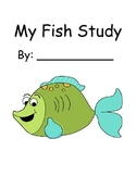 Goldfish Study Science Journal