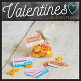 Goldfish Valentine Tag