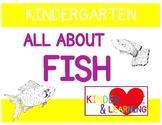 FISH: A KINDERGARTEN SCIENCE UNIT