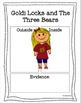 Goldi Locks Character Traits Freebie