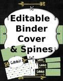 Goldie Arapaho Binder Cover & Spines