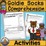 Goldie Socks and the Three Libearians Activity Sheet