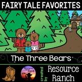 Fairy Tales Activities for Goldilocks and the Three Bears
