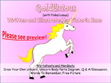 GUIDED READING: Goldilicious (Pinkalicious) - Worksheets, Handouts, Flashcards