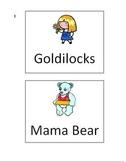 Goldilocks Acting Necklaces