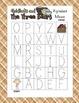 Goldilocks Alphabet Tracing Mazes (3 Total)
