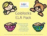 Goldilocks Litaracy Center Pack