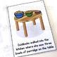 Goldilocks Flashcard Story