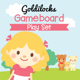 Goldilocks Game Board Play Set