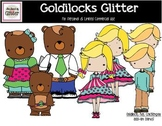 Goldilocks Glitter : The Land of Glitter Clip Art Graphics